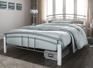 Small Double Metal Beds