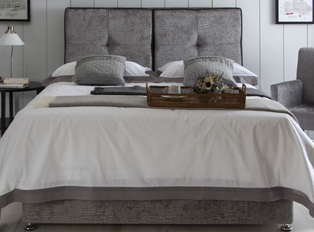 Small Double Upholstered Beds - 4ft Upholstered Beds Small Double Beds & Mattresses News Just
