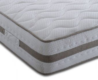Devine Small Double 4ft 1500 Pocket Spring Memory Fibre Mattress