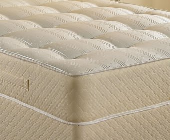 Tuscan Small Double 4ft Firm Mattress