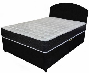 Galaxy Small Double 4ft Divan Set