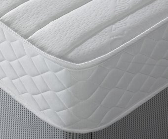 Cora Small Double 4ft Memory Foam Mattress