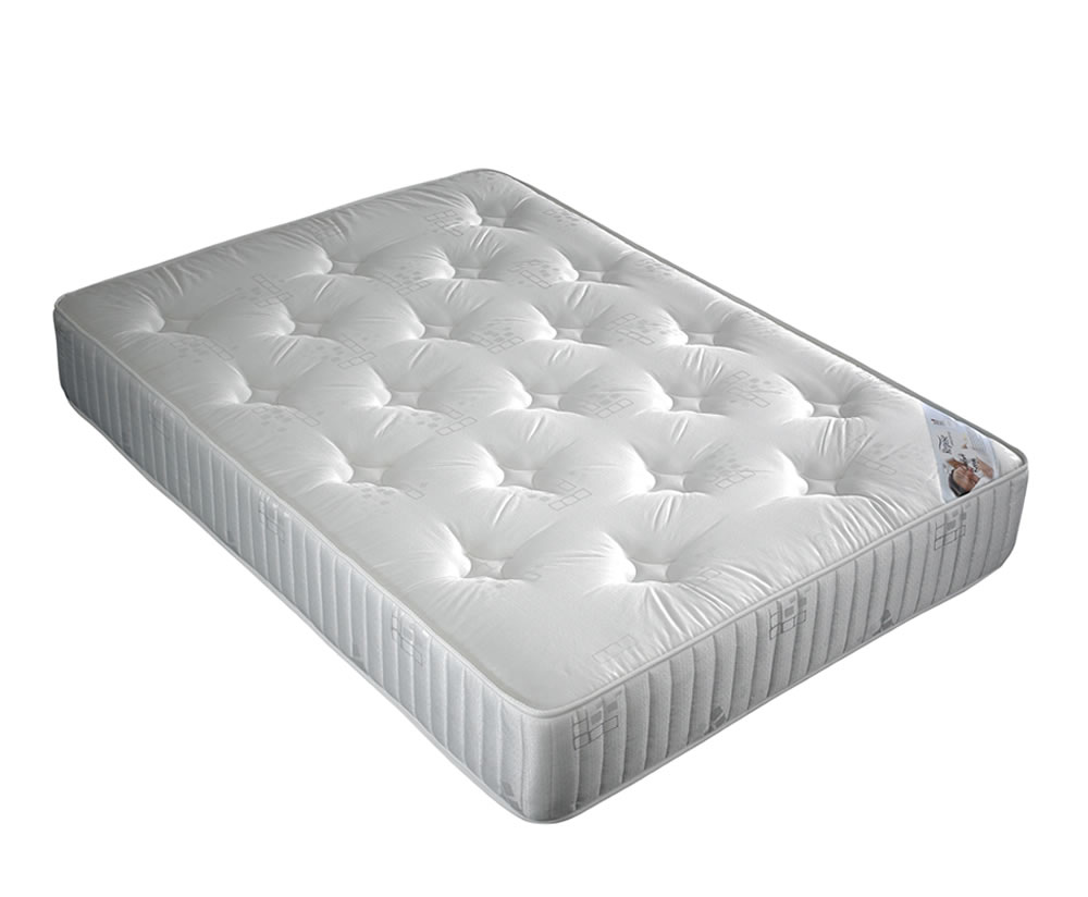 just4ftbeds.co.uk Tahlia Small Double 4ft Open Coil Mattress