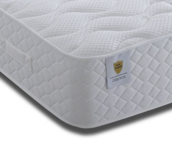 Corinthian Small Double 4ft Blu Cool Memory Foam Mattress