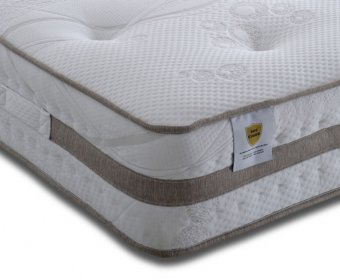 Vernon Small Double 4ft 1000 Pocket Spring Mattress