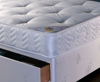 Jasmine 4ft Small Double Open Coil Mattress