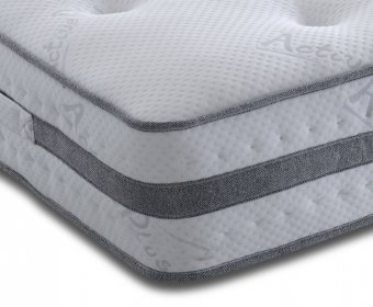Mercury Memory Sculpture 2000 Pocket Spring Mattress