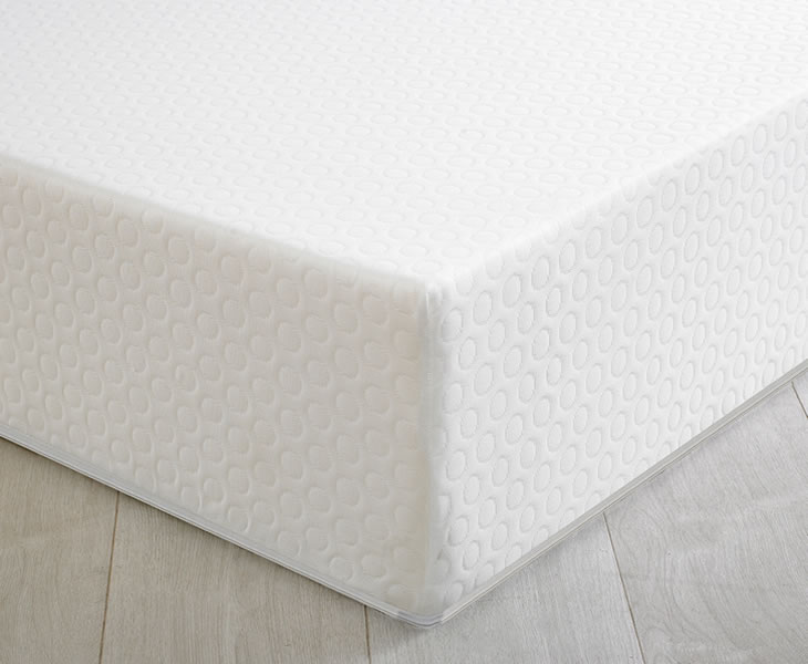 just4ftbeds.co.uk Value Reflex Foam 4ft Mattress