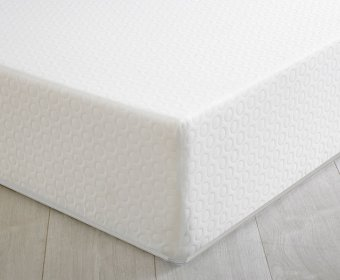 Value Reflex Foam 4ft Mattress