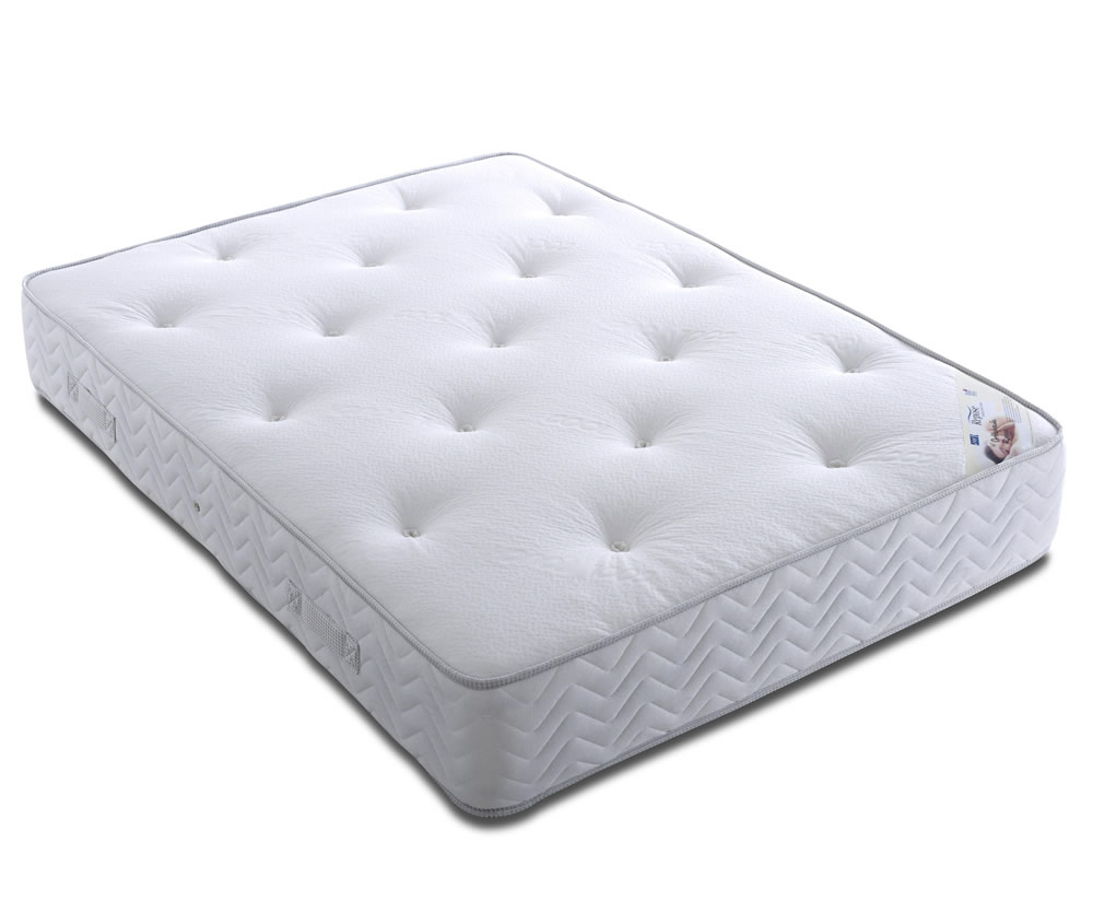 just4ftbeds.co.uk Delia 4ft Small Double Mattress