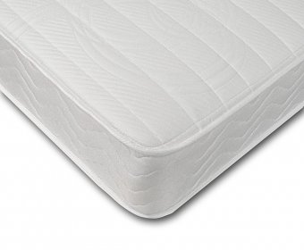 Sprung 4ft Small Double Memory Deluxe Mattress