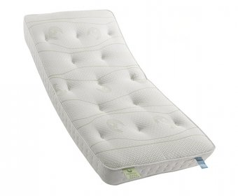 Matrah 4ft Small Double Memory Wool Coil Mattress