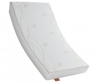 Matrah 4ft Small Double Ruby Gold Memory Foam Mattress