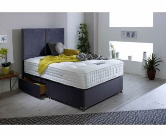 Varsity 4ft Pocket 2000 Divan Set