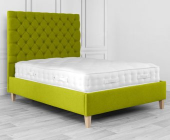 Chrystal Small Double 4ft Upholstered Bed