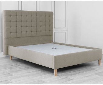 Somerset Small Double 4ft Upholstered Bed