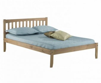 Missouri 4ft Pine Wooden Bed and Mattress Set *Special Offer*