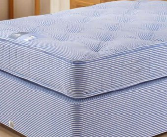 Crown Small Double 4ft Open Coil Mattress