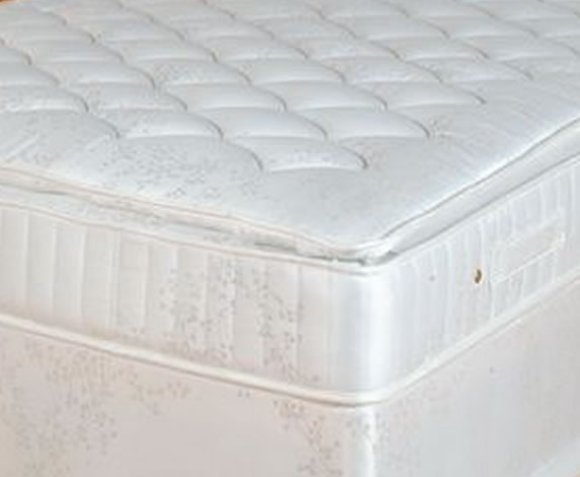 double 4ft pillow top mattress product