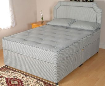 Opal Small Double 4ft Contract Divan Set