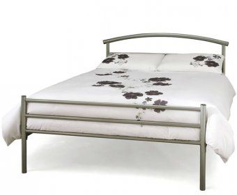 Brennington Small Double 4ft Metal Bed