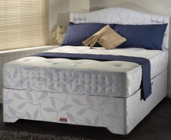 Buckingham 4ft Pocket Sprung Latex Divan Set