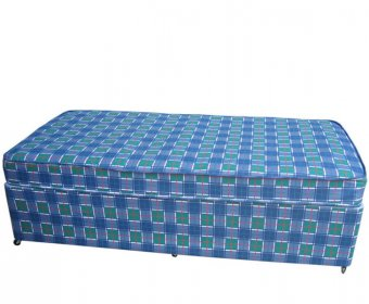 Budget Small Double 4ft Divan Set