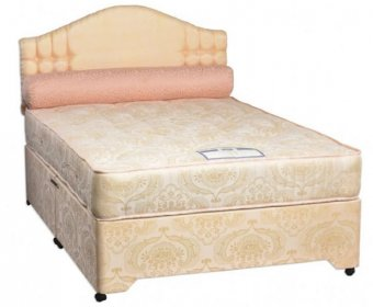 Kashmir Small Double 4ft 800 Pocket Spring Divan Set