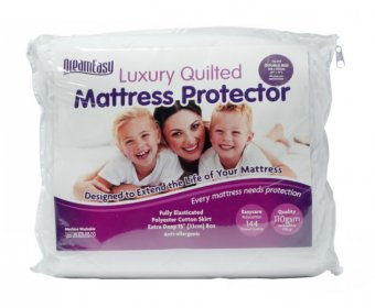 Luxury Small Double 4ft Mattress Protector
