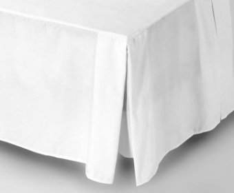 Luxury Small Double 4ft Platform Valance