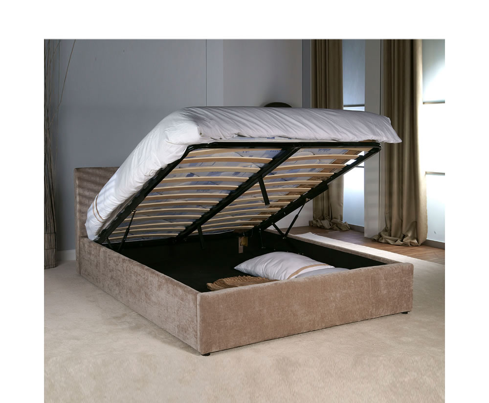 Cheapest Small Double Ottoman Bed