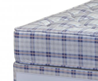 Rome Small Double 4ft Open Coil Mattress