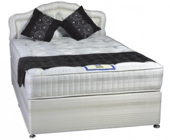 Zurich Orthopaedic 4ft Divan Set