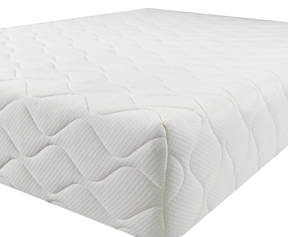 Pocketflex Visco 25 Small Double 4ft Memory Foam Mattress Just 4ft Beds