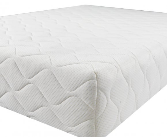 Pocketflex Visco 25 Small Double 4ft Memory Foam Mattress