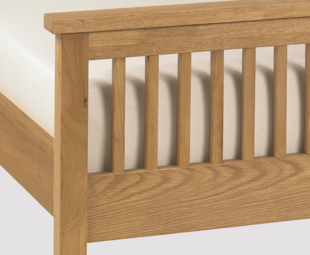 Mattress For Wooden Slatted Bed Home Products Bed Slat