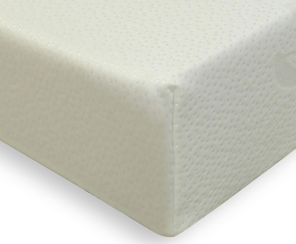 just4ftbeds.co.uk Value Visco 1500 4ft Mattress